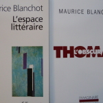 image livres blanchot